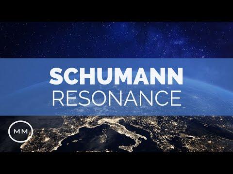 Schumann Resonance - Increased Frequency - 36 Hz - Binaural Beats -  Meditation Music - Magnetic Minds