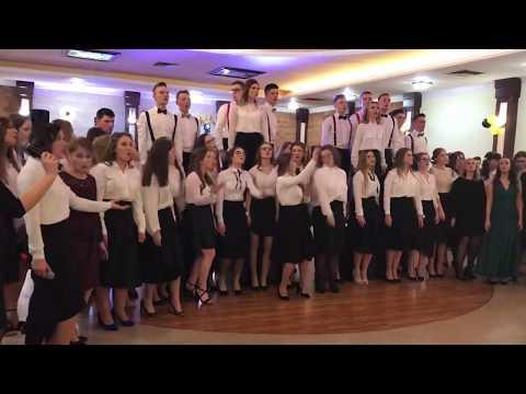 Wideo1: Studniówkowe show ZSO w Gostyniu