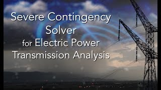 Thumbnail for Severe Contingency Solver