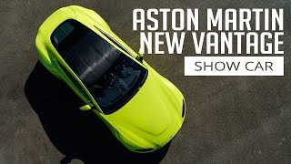 Show Car - Aston Martin New Vantage