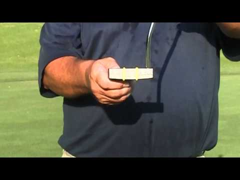 Learn to Hit the Sweat Spot of Your Putter