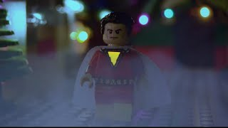SHAZAM! Trailer Recreated in LEGO