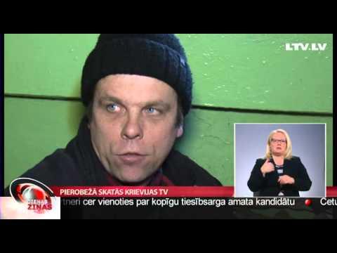 Pierobežā skatās Krievijas TV