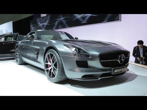 2014 Mercedes Benz SLS AMG GT Final Edition - 2013 L.A. Auto Show