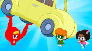 Mila and Morphle Fight Crime and Germs + More Adventures | Kids Cartoons | Mila and Morphle Official
