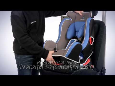 Caretero - Scaun auto Scope 0-25 kg