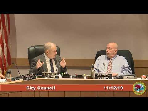 City Council 11.12.19