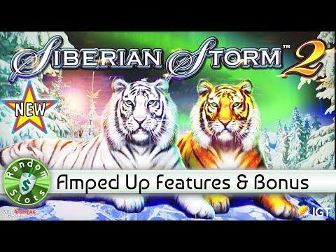Siberian Storm 2 by RandomSlots