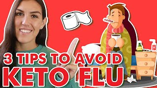 KETO FLU Symptoms + How to Avoid the Keto Flu (KETO FOR BEGINNERS 2021)