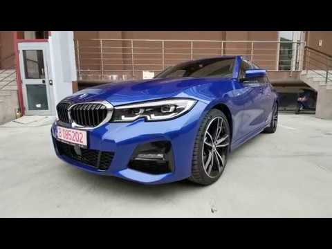Walkaround BMW Seria 3 G20 330i 2019