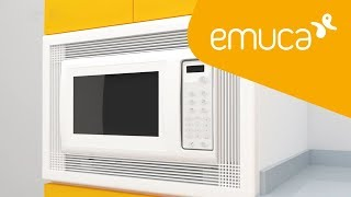 How to install a microwave frame in your kitchen