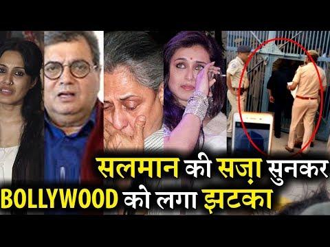 Bollywood Stars Reaction On Salman Khan's Black Buck Poaching Case
