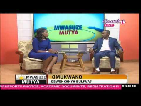 NTV MWASUZE MUTYA: Obwenkanya buliwa mu mukwano?