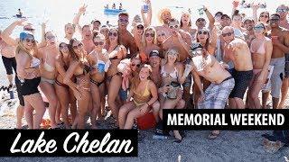 Lake Chelan Beach Party - Memorial Weekend
