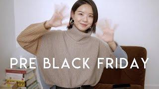 黑五種草折扣分享 | 保姆級海淘教程 | 各大電商詳細信息 | Black Friday | Meng Mao