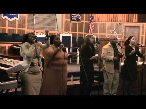 Family and Friends Day - Psalmist Nichole Davis Part 2