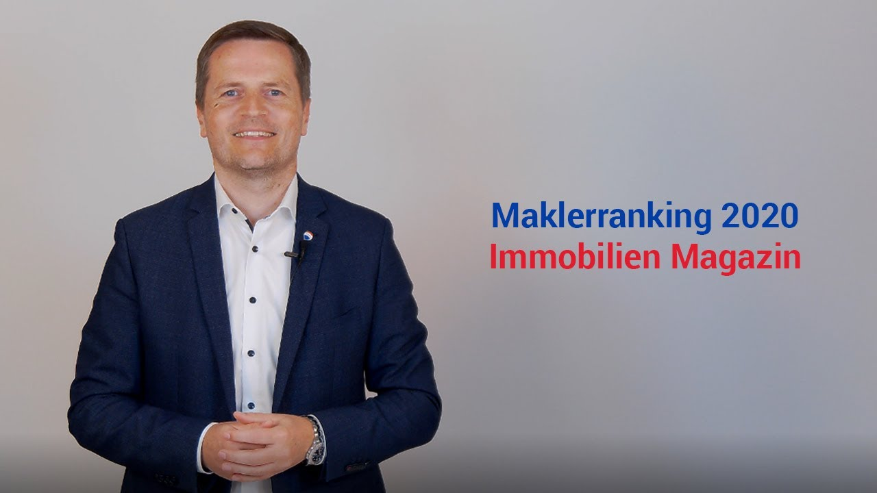 RE/MAX auch 2020 die klare Nummer 1 - Geschäftsführer von RE/MAX Austria, Bernhard Reikersdorfer, MBA über den Immobiliengesamtmarkt 2020