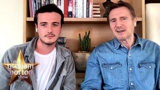 Liam Neeson & Micheál Richardson Have An Adorable Star Wars Story | The Graham Norton Show