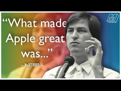 Steve Jobs How to Start a Business