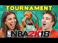NBA 2K18 BASKETBALL TOURNAMENT React Gaming