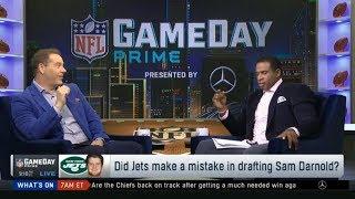 GamDay Prime | Deion Sanders debate: Did Jets make a mistake in drafting Sam Darnold?