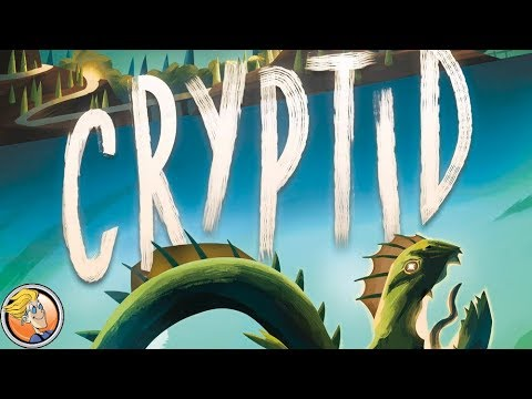 Cryptid, or Catching the Monster — Fun and Board Games with WEM