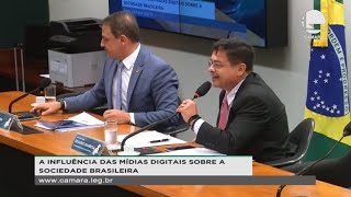 OUVIDORIA PARLAMENTAR - A influência das mídias digitais sobre a sociedade brasileira - 12/12/2019 09:00