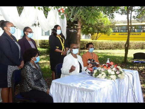 Nairobi Primary gazetted as marriage registration centre