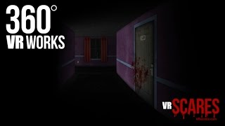 Horror Hallway - 360 VR Video