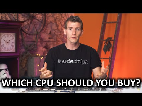 What CPU Should I Buy? – Intel Edition 2016