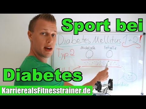 Pankreatitis bei Diabetes