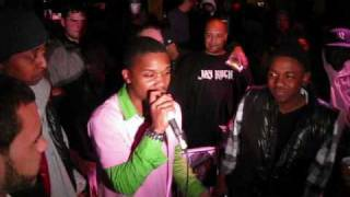 Charles Hamilton- The freestyles that led up to the battle