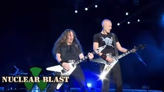 ACCEPT - Fast As A Shark - Restless And Live (OFFICIAL LIVE CLIP)