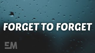 SHY Martin   Forget To Forget (Lyrics)
