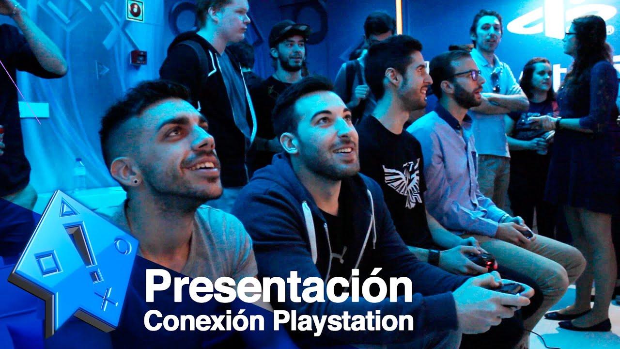 Conexión PlayStation se presenta por todo lo alto