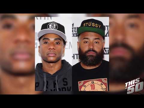 Ebro Goes Off on Charlamagne + Speaks on His Issue With 50 Cent