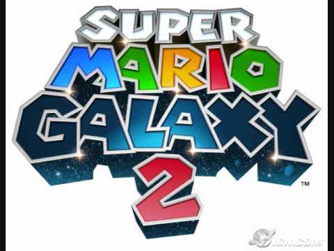 スーパーマリオギャラクシー2 BGM マリオ64のテーマ