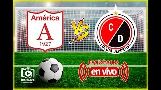 America De Cali Vs Cucuta Deportivo En Vivo - Liga Aguila Fecha 19 - Radio Online