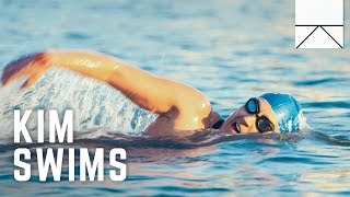 How Kimberley Chambers Conquered the 7 Deadliest Swims