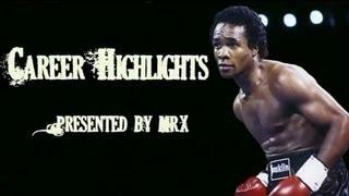 Sugar Ray Leonard Highlights