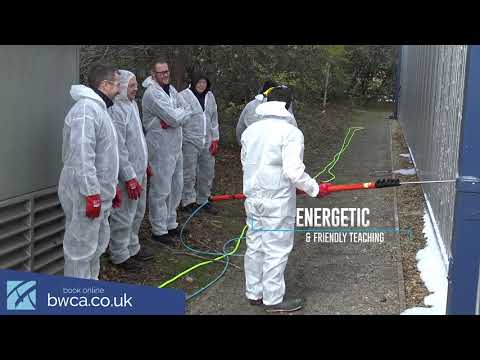 Softwashing Course from The British Window Cleaning Academy ...