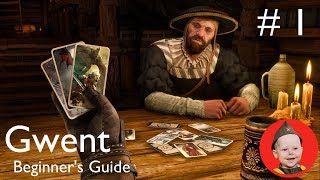 Gwent Beginner's Guide - Card Types, Symbols, Factions, and the Board (Episode 1)