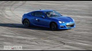 Drifting Eye Candy:  Subaru BRZ Vs Mazda MX-5 Miata Vs Hyundai Genesis Coupe