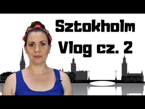 Sztokholm vlog 2: najdroższe wille z Djursholm, Södermalm i grill po szwedzku #34