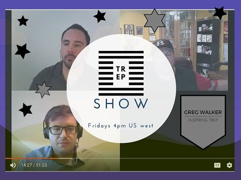 Trep Show 002 – Greg Walker