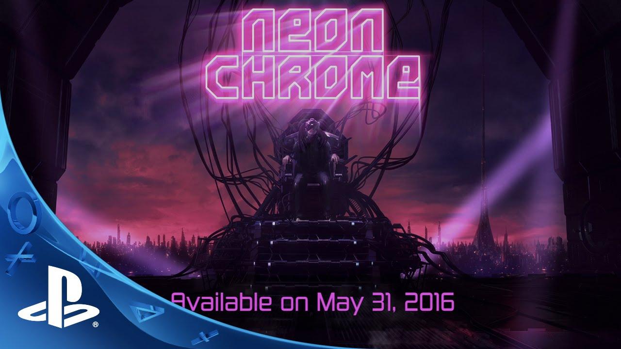 7 cose da fare in Neon Chrome, lo sparatutto cyberpunk con visuale dall'alto che uscirà la prossima settimana