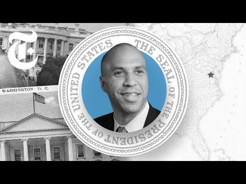 Who Is Cory Booker?   2020 Presidential Candidate   NYT News