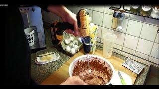 Kuchen Backmischung verfeinern