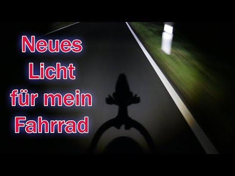 Neue Fahrradbeleuchtung Busch & Müller Lumotec IQ-X