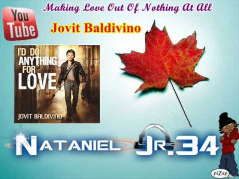 jovit baldivino making love out of nothing at all 2nd album